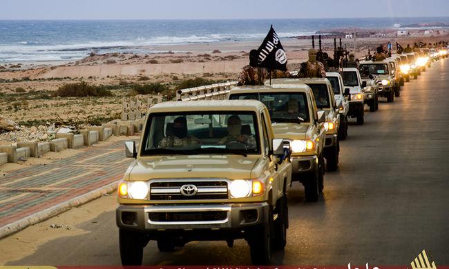 Holland veterán gyilkolta az Iszlám Állam katonáit