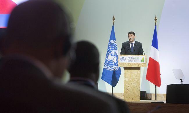 Áder János is felszólal az ENSZ-ben