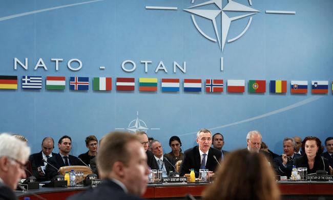 Nagyobb NATO-jelenlétet akarnak a balti államok