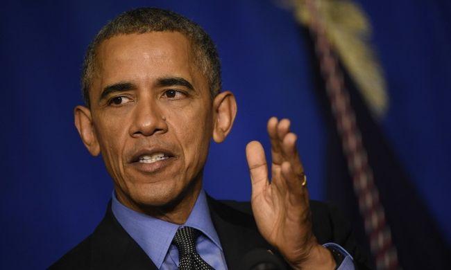 Utoljára látogat Londonba Obama