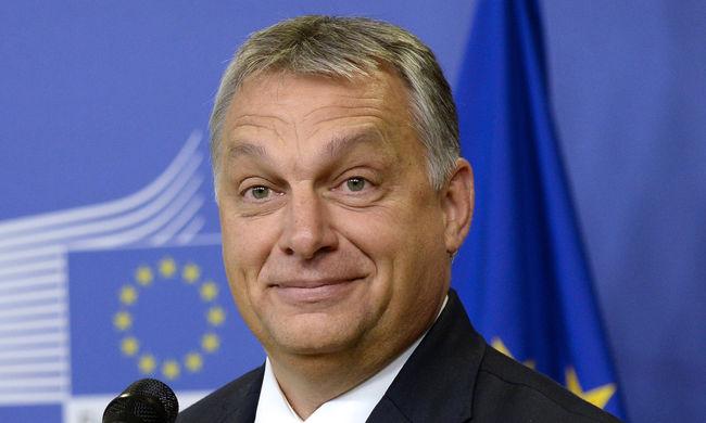 Orbán Viktor lett az év embere