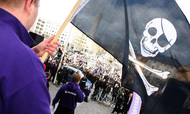 Újabb csatát nyert meg a Pirate Bay