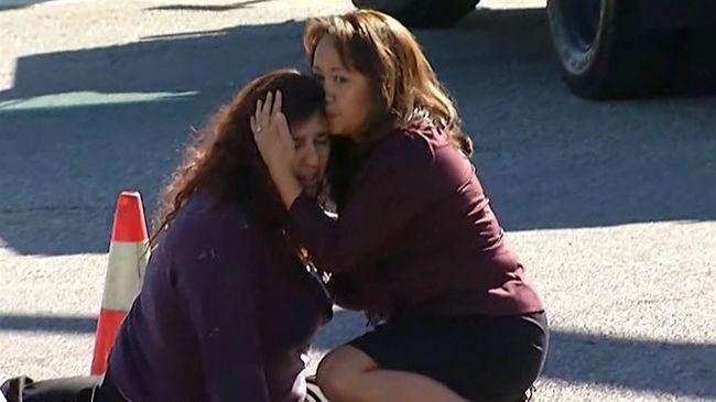 Kaliforniai mészárlás: 20 halott is lehet