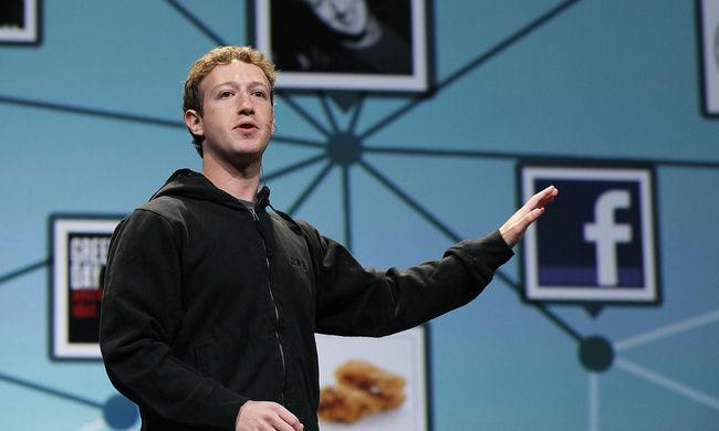 Világmegmentő bejelentést tett Zuckerberg: 825 milliárd forintot ajánlott fel erre a célra