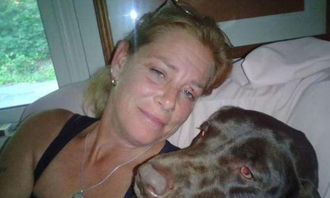 Megtalálták a nőt, aki letapasztotta a kutyája száját