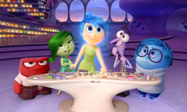 A legjobb animációs film díjára esélyes az Agymanók
