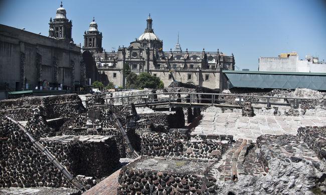 Először találhatják meg egy azték uralkodó hamvait