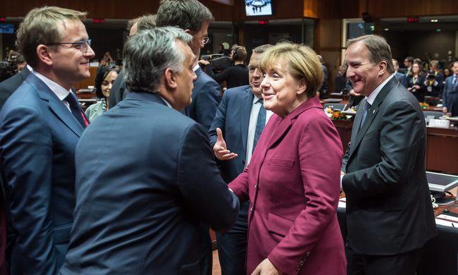 A migránsok miatt támadta Merkelt az Európai Tanács elnöke