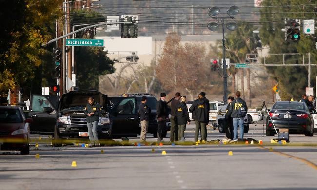 Kaliforniai mészárlás: igazi bombagyár volt az ámokfutó házaspár otthona