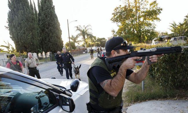 Én kapom az első golyót - mondta a rendőr a tömeggyilkos elől menekülőknek - videó