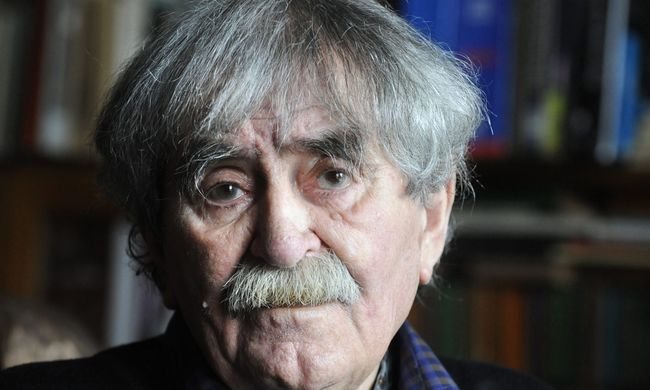 Meghalt Juhász Ferenc, Kossuth-díjas költő