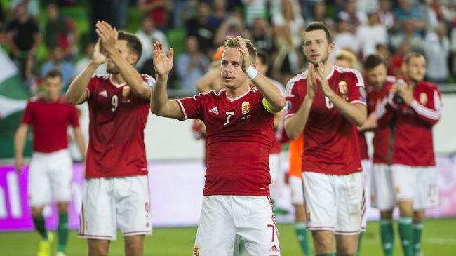 Hatalmas siker: 20. a magyar válogatott a ranglistán