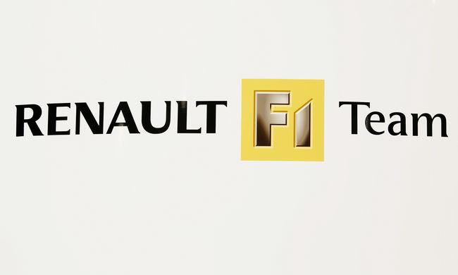 A Renault újra gyári csapatként szerepel majd az F1-ben