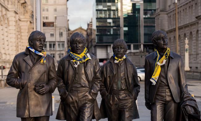 A Beatles máig milliókat hoz Liverpoolnak