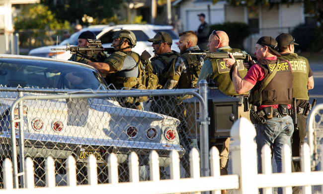 Mészárlás után: azt kéri a seriff, hogy mindig legyen fegyver mindenkinél