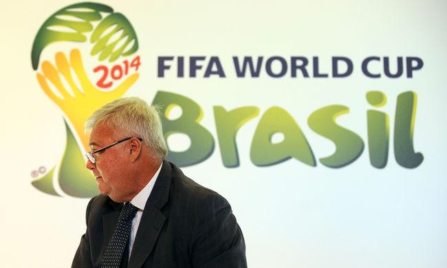 Letartóztatták a brazil fociszövetség elnökét