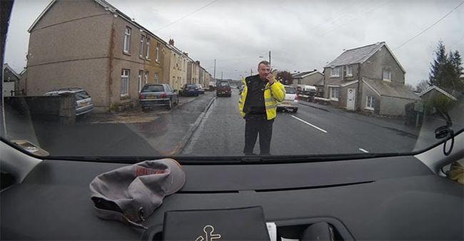 Videót osztott meg a nagyapja stroke-járól