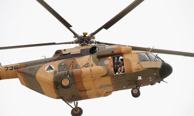Foglyokat mentettek ki amerikai és afgán különleges alakulatok