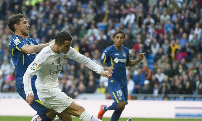 4 gólt rúgott és nyert a Real Madrid - videó