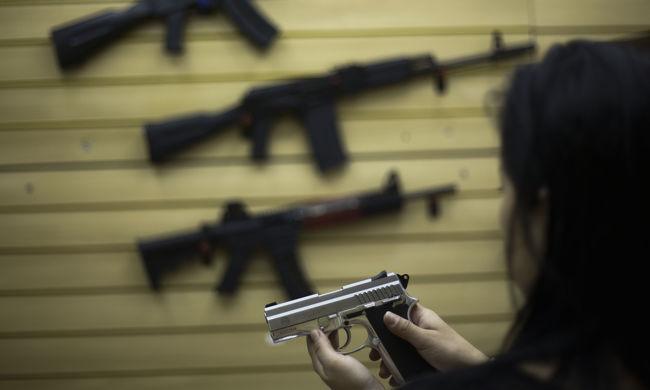 Véget tud-e vetni Amerika a fegyvermániának?