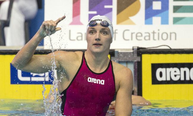 Hosszú Katinka ma két aranyérmet is nyert
