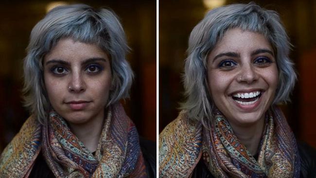 Szívmelengető videó: így reagáltak, mikor azt mondták nekik, hogy szépek