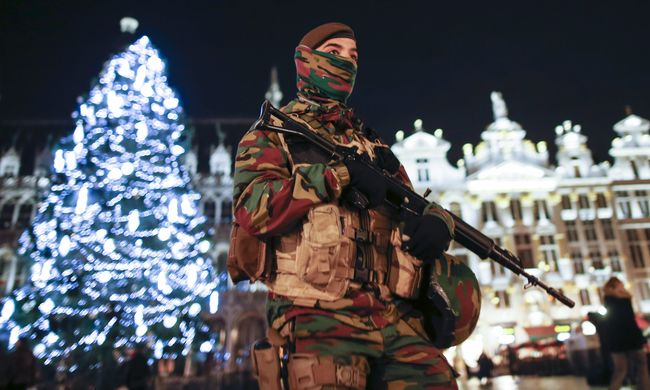 Párizsi merénylőt tartóztattak le Brüsszelben
