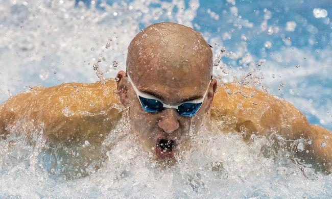 Cseh László harmadik aranyérmét nyerte, legyőzték Hosszú Katinkát