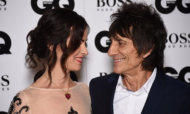68 évesen újra apa lesz a Rolling Stones gitárosa