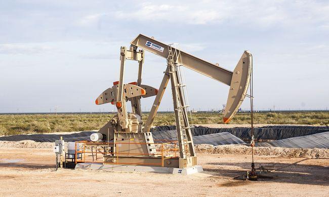 Mélyponton az olaj ára