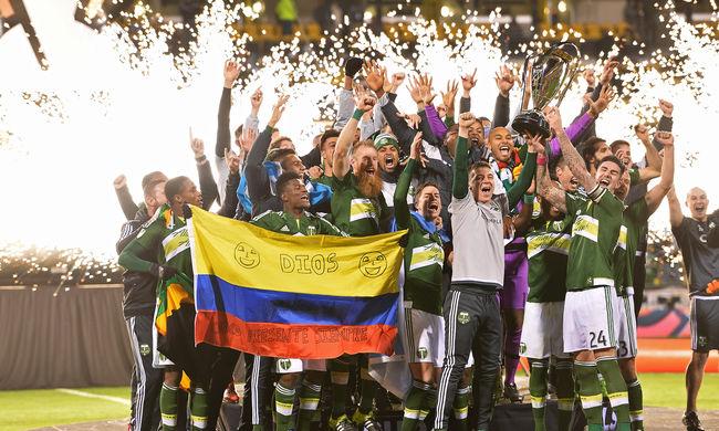 Kiverték Németh Krisztiánékat, majd megnyerték a bajnokságot