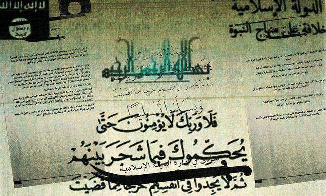 Kiszivárgott dokumentumok mutatják be, hogyan épül fel az Iszlám Állam