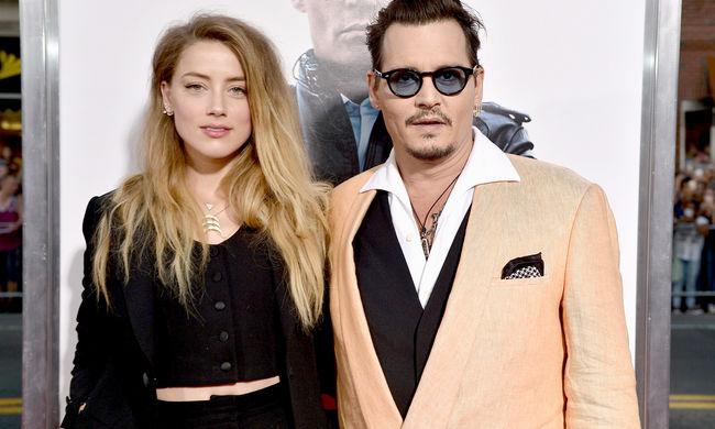 Börtönbe kerülhet Johnny Depp felesége