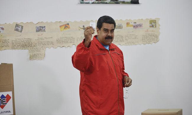 Nem engedné szabadon a politikai foglyokat a venezuelai elnök