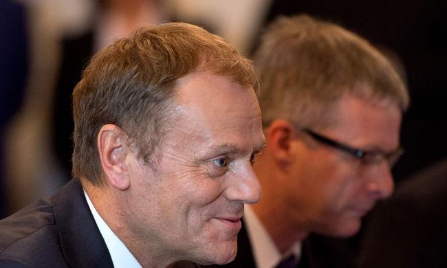 Az Európai Tanács elnöke bízik abban, hogy a britek maradnak az Unióban