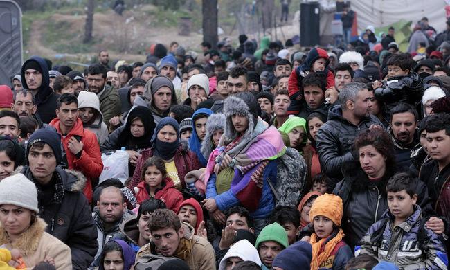 155 migránst csempészett Németországba egy bűnszervezet