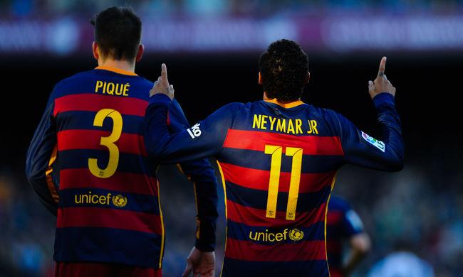 Először kapta Barcelona-játékos a hónap legjobbjának járó díjat