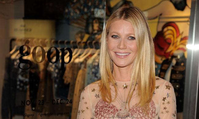 Kifosztották Gwyneth Paltrow luxusüzletét