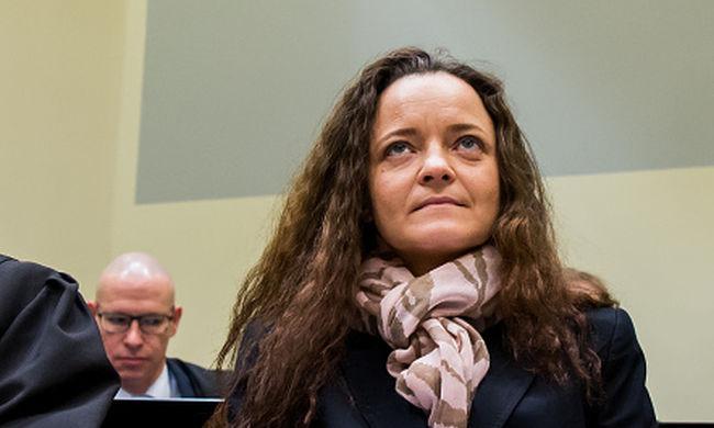 Tagad a sorozatgyilkos neonáci csoport női tagja