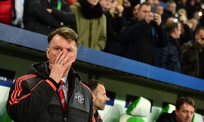 Van Gaal: előrelépett a Manchester United