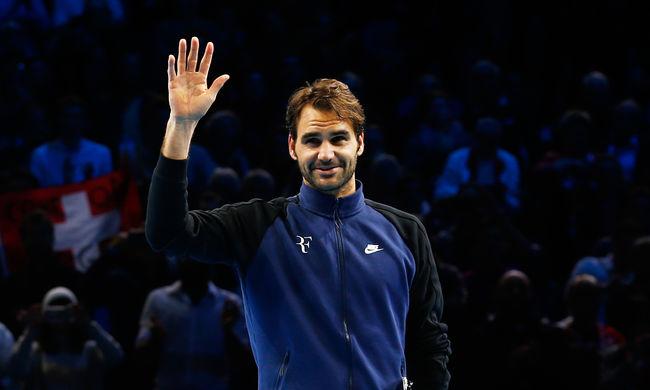 Új edzője lesz Federernek