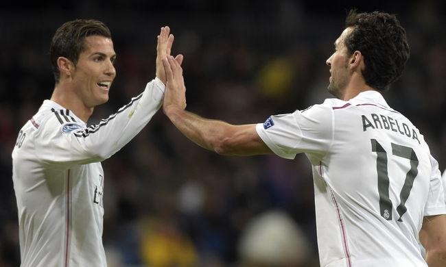 Cristiano Ronaldóék visszaszóltak a Realt cikiző Piquének