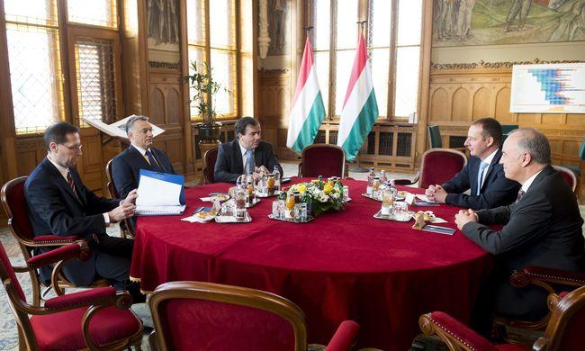 Orbán Viktor: fontos a jó kapcsolat az Audival