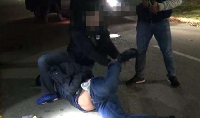 Kommandósok fogták el a betörőbandát - videó