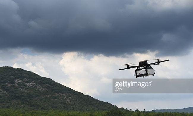 Drónvadászokat alkalmaz a japán rendőrség