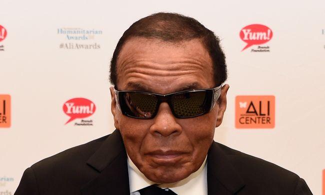 Muhammad Ali is kritizálta Trumpot