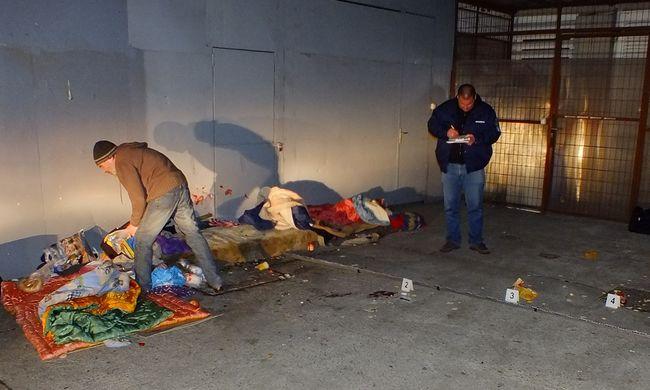 Gyerekek vertek hajléktalanokat Debrecenben