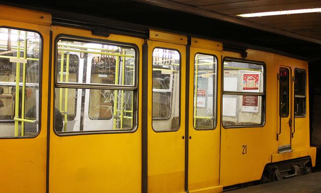 Káosz Budapesten: most közölték, hogy nem jár a metró