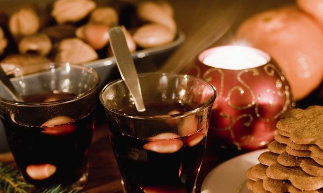 Különleges és egyszerű karácsonyi italok