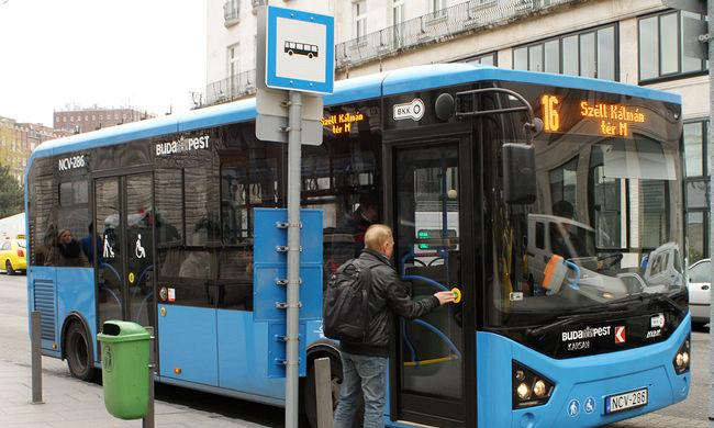 BKV-változások: más utcákban jár a 15-ös és 115-ös busz